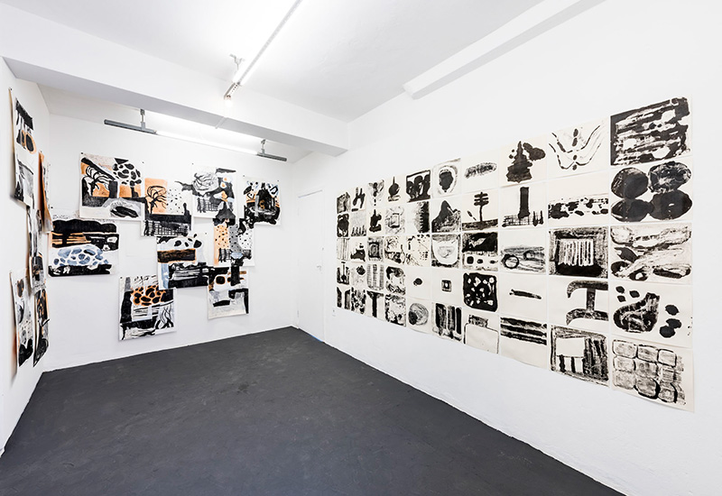 <p>Reminiscências, 2018, exhibition view, Sala 3, photo: Ding Musa</p>