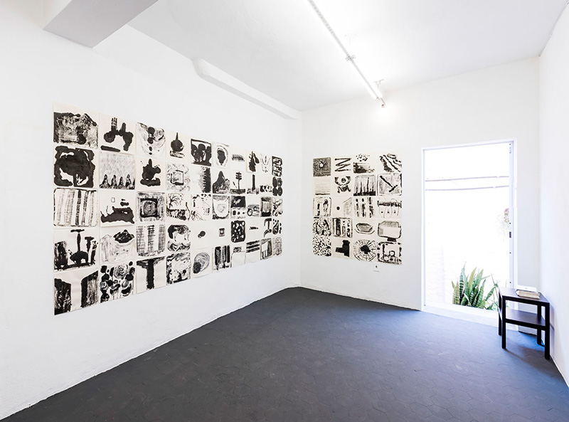 <p>Reminiscências, 2018, exhibition view, Sala 3, photo:Ding Musa</p>