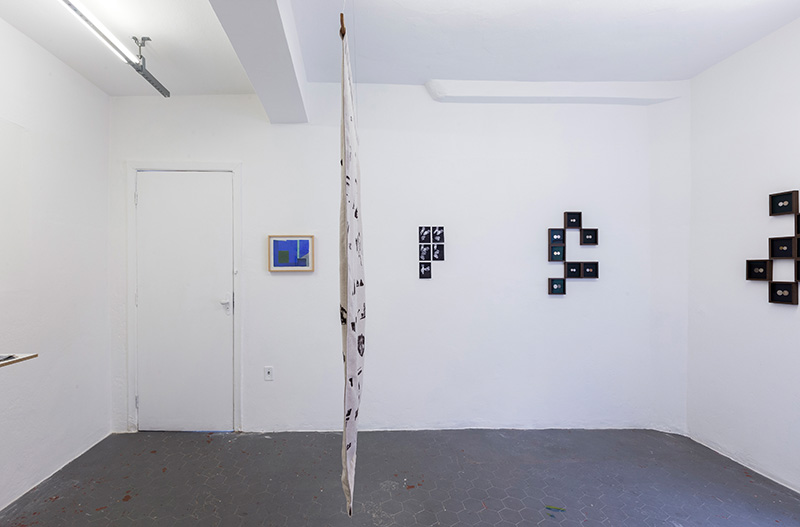 <p>Desde o apego: Memória e gesto, 2018, exhibition view, Sala 3, photo: Leka Mendes</p>